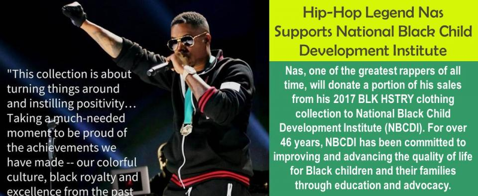 Nas Supports NBCDI