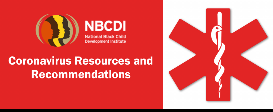 NBCDI Coronavirus Resources and Recommendations