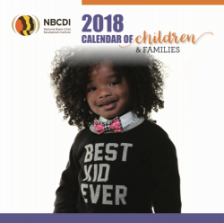 NBCDI 2018 Calendar of Children